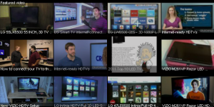Internet-Ready TV Image