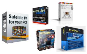 Satellite TV on PC Software